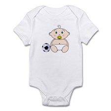 Soccer Baby Infant Bodysuit