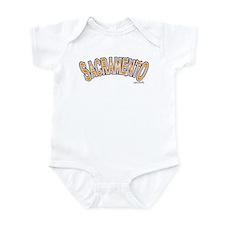 Sacramento NeighborHoodlems Infant Bodysuit
