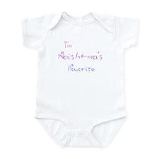 Noish-Ma's Favorite Infant Bodysuit