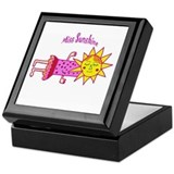 Miss Sunshine Keepsake Box