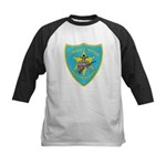Seminole Nation Police Kids Baseball Jersey