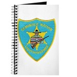Seminole Nation Police Journal