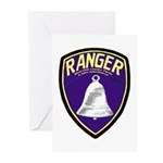 Riverside County Ranger Greeting Cards (Pk of 10)