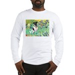 Irises / T (#1) Long Sleeve T-Shirt