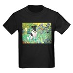 Irises / T (#1) Kids Dark T-Shirt