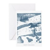 Weathervane Holiday Greeting Cards (Pk of 10)