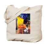 Cafe / Smooth T (#1) Tote Bag