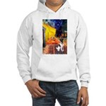 Cafe / Smooth T (#1) Hooded Sweatshirt