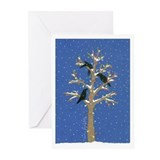 Unique Christmas light Greeting Cards (Pk of 20)