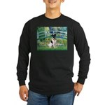 Bridge / Smooth T (#1) Long Sleeve Dark T-Shirt