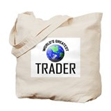 World's Greatest TRADER Tote Bag
