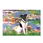 Lilies / Smooth T (#1) Postcards (Package of 8)