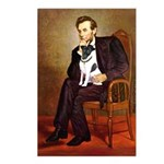 Lincoln / Smooth T (#1) Postcards (Package of 8)