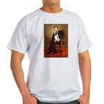 Lincoln / Smooth T (#1) Light T-Shirt