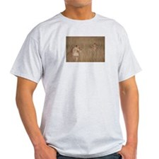 LIONS STALKING IN THE MARA T-Shirt