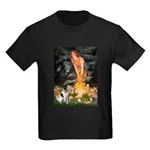 Fairies / Smooth T (#1) Kids Dark T-Shirt