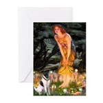 Fairies / Smooth T (#1) Greeting Cards (Pk of 10)