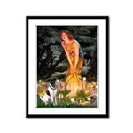 Fairies / Smooth T (#1) Framed Panel Print