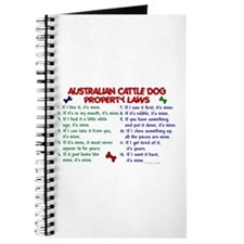 Australian Cattle Dog Property Laws 2 Journal