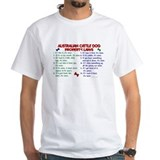 Australian Cattle Dog Property Laws 2 Shirt