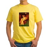 Angel / Smooth T (#1) Yellow T-Shirt