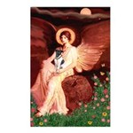 Angel / Smooth T (#1) Postcards (Package of 8)