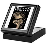 HUMAN RIGHTS Keepsake Box