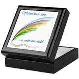 Writers know how... Keepsake Box