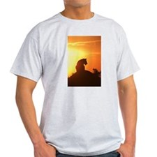 LION AT DAWN T-Shirt