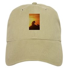 LION AT DAWN Baseball Cap