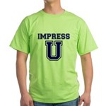 Impress U Green T-Shirt