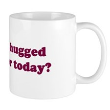 """Have You Hugged a Mediator Today?"" Mug"