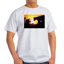 LIONS PLAY AT DAWN T-Shirt