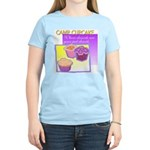 Martha time after time Women's Pink T-Shirt