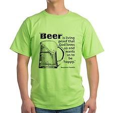 Beer Lover I T-Shirt