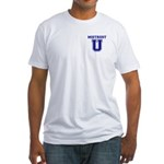 Mistrust U Fitted T-Shirt