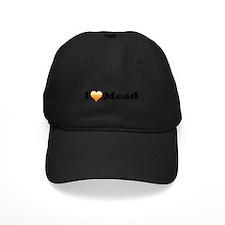 I Love Mead Baseball Hat