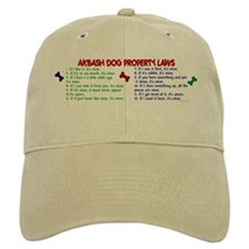 Akbash Dog Property Laws 2 Baseball Cap