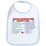 American Staffordshire Terrier Property Laws 2 Bib