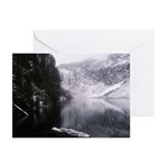 SERENE LAKE Greeting Cards (Pk of 10)