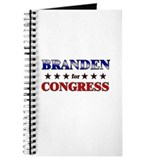 BRANDEN for congress Journal