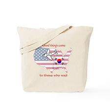 Unique Gotcha Tote Bag