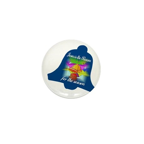 Jesus is the Reason Mini Button (100 pack)