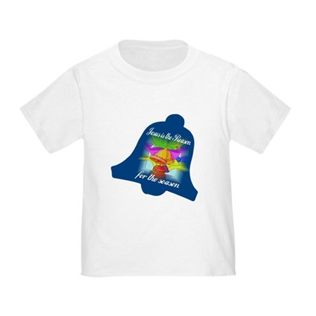 Jesus is the Reason Toddler T-Shirt