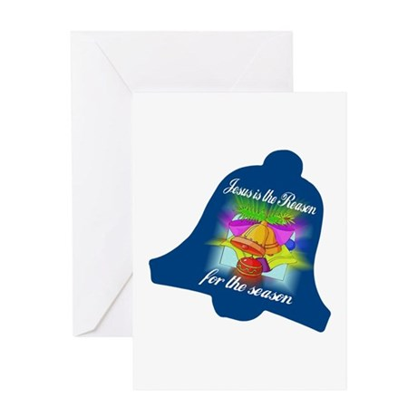 Jesus is the Reason Greeting Card