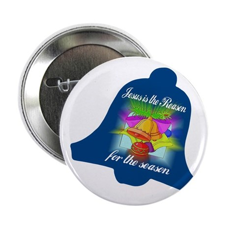 "Jesus is the Reason 2.25"" Button (100 pack)"