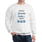 Sibe Not Sweatshirt