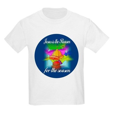 Jesus is the Reason Kids Light T-Shirt