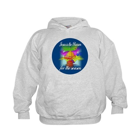 Jesus is the Reason Kids Hoodie