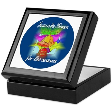Jesus is the Reason Keepsake Box